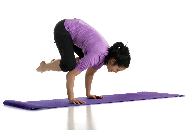 Yoga viderekommende