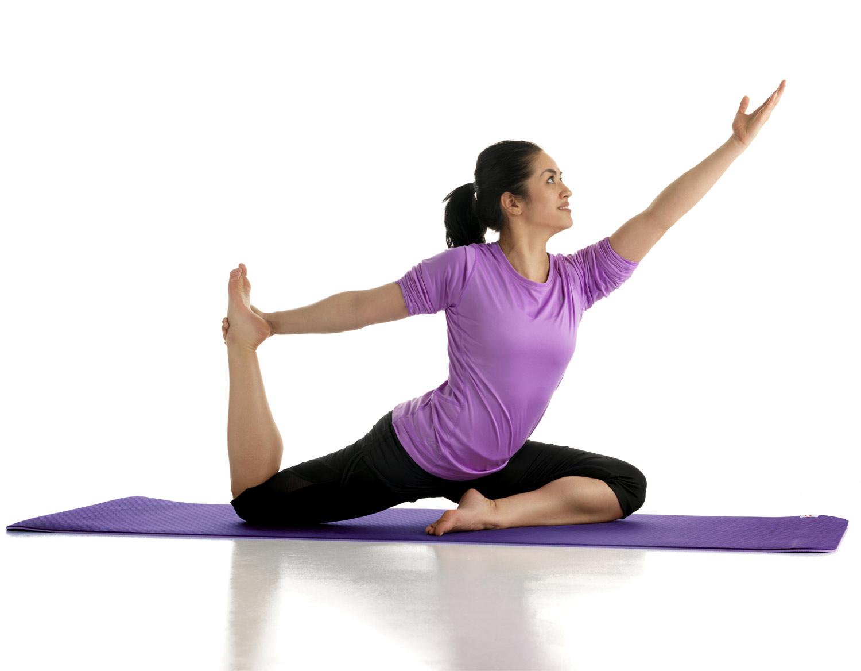 Yoga för kropp och själ