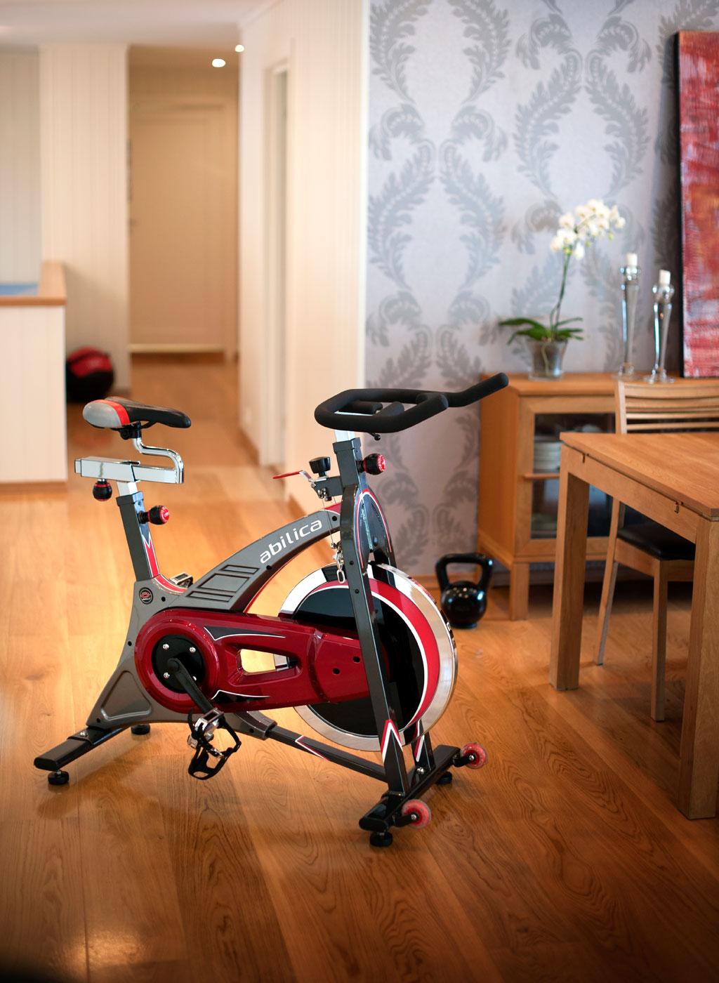 Abilica IndiSpin – ett nytt sätt att tänka spinningcykel på!