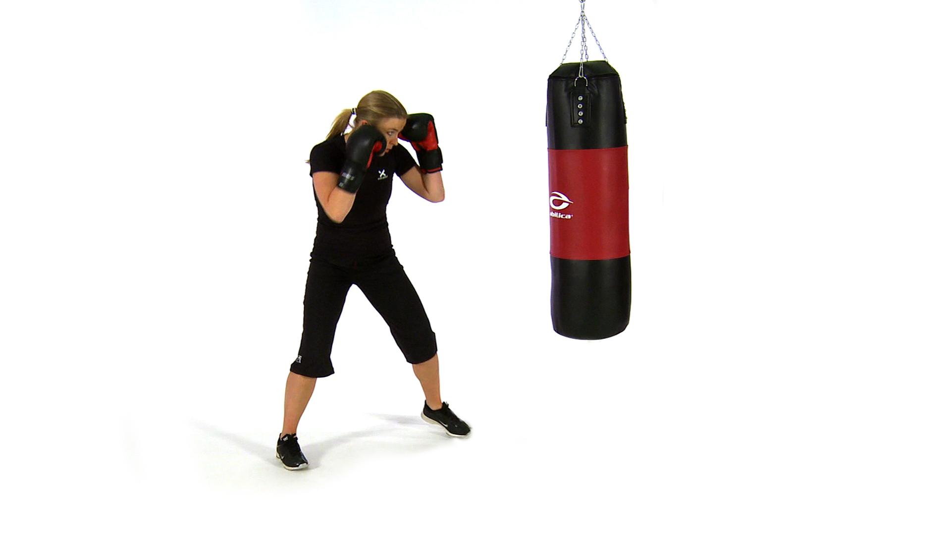 Boxning är bra träning för hela kroppen