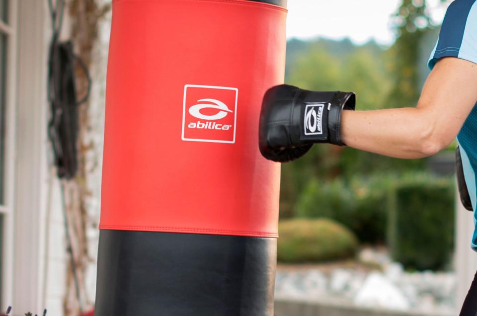 Boxsäck till träning