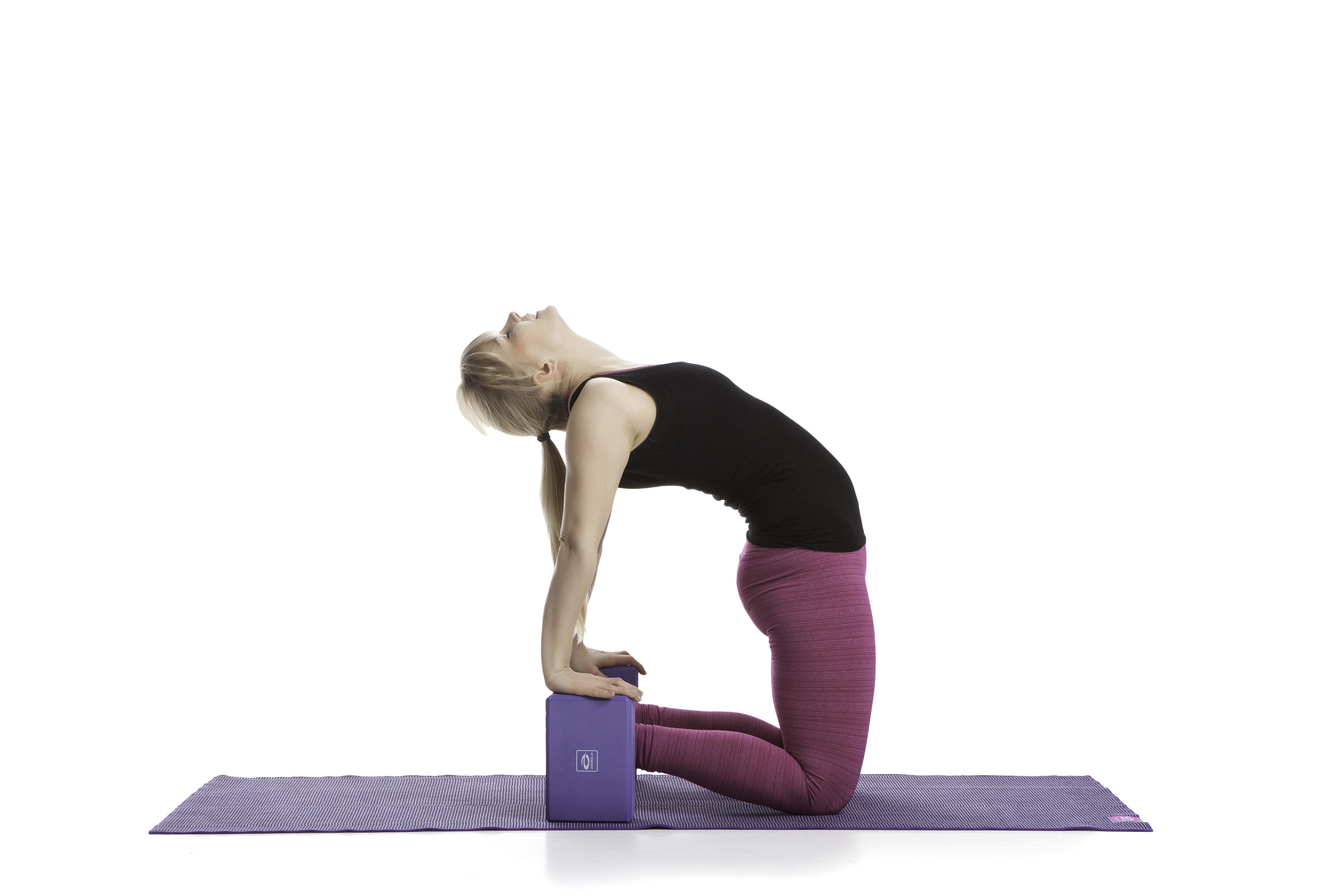 Yogamattan är din personliga arena