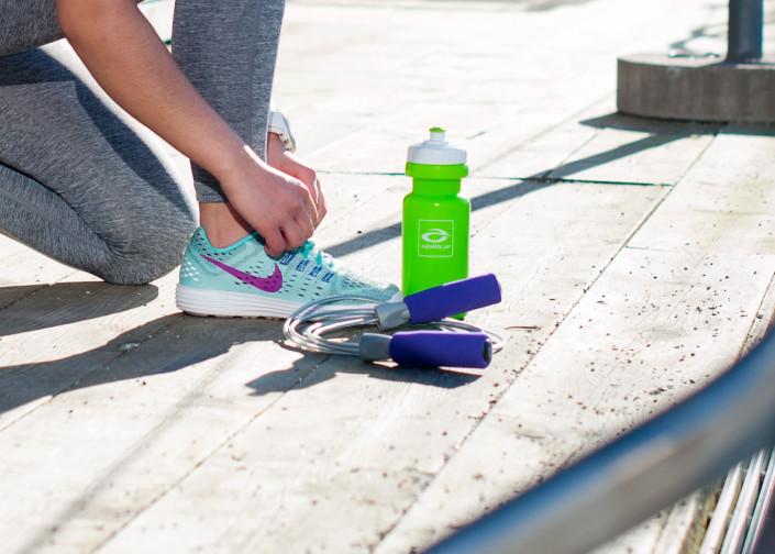 Förbättra din kondition med hopprep!