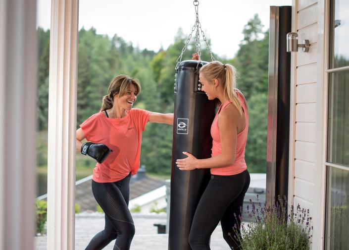 Kom i toppform med boxningsträning!