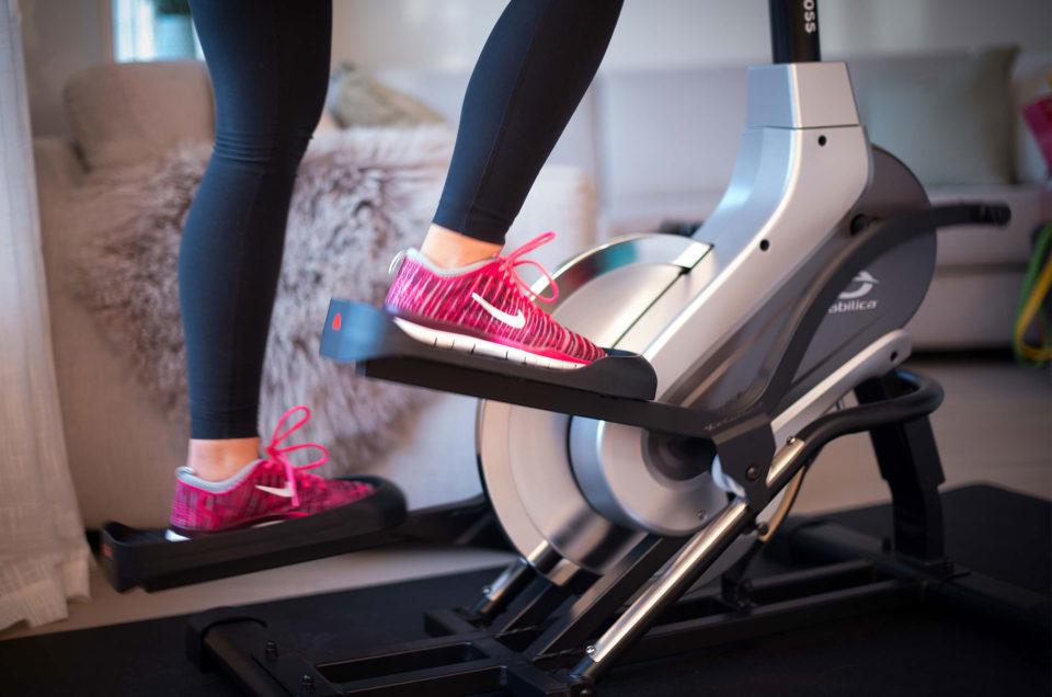 Träna kondition och styrka med Abilica StepCross